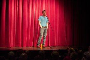 Storytelling with Bil Lepp (Matinee)