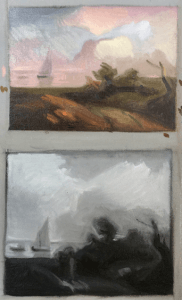 Fundamentals of Oil Painting – Follow the Masters (Ages 16+)