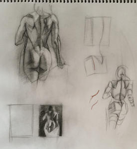 Instructed Life Drawing – Gestural and Structural Approach to the Figure (Ages 18+)