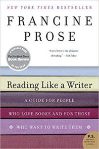 Member Gallery Book Club: Reading Like a Writer by Francine