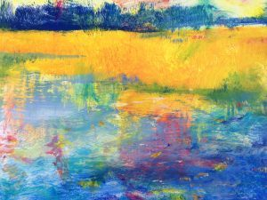 Summer Special – Fine Art Acrylics (Ages 18+)