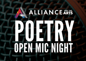 Poetry Open Mic Night (October 2018)