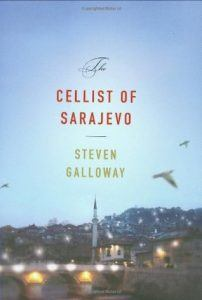 Member Gallery Book Club: The Cellist of Sarajevo by Steven Galloway