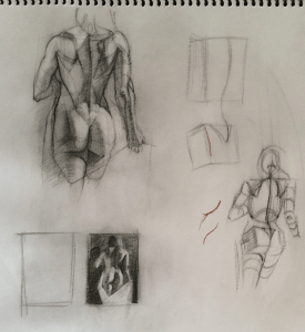 Non-Instructed Life Drawing (Ages 18+)