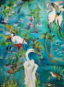 Art in Flight: My Florida Invitational Exhibition