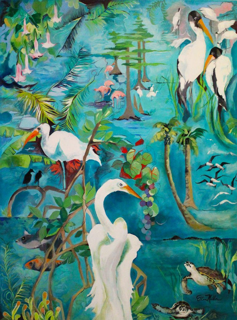 Art in Flight: My Florida Invitational Exhibition