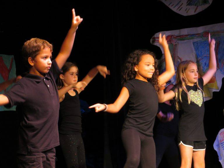 Summer Arts Camp: Glitz and Gritty in the City