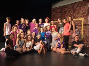 Musical Theatre Intensive: Pop Rock