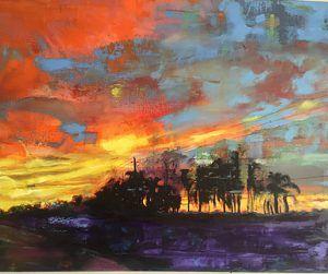 Dry Pastel – Landscape Workshop (ages 14+)