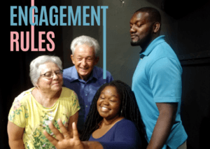 Engagement Rules mostly a comedy by Rich Orloff and directed by Bill Taylor