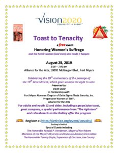 A Toast to Tenacity