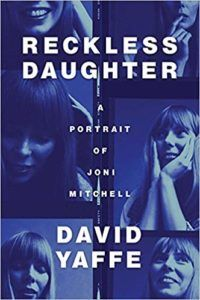Member Gallery Book Club: A Portrait of Joni Mitchell by David Yaffe