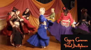 Tribal Belly Dance (ages 16+)
