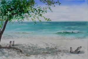 Water and Coastal Scenes in Watercolor (Ages 13 to adult)