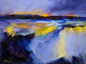 Abstract Landscape Painting (Ages 18+)