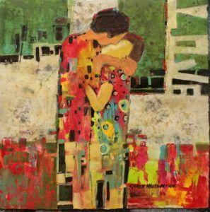 Paint Like Gustav Klimt (Ages 16+)