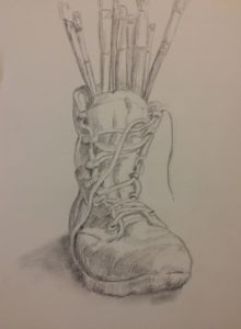 Drawing Still Life (Ages 16+)